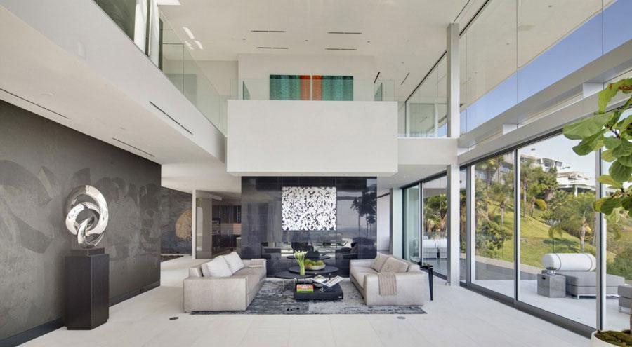 Oriole Way 4 hus med vacker arkitektur och inredning av McClean Design