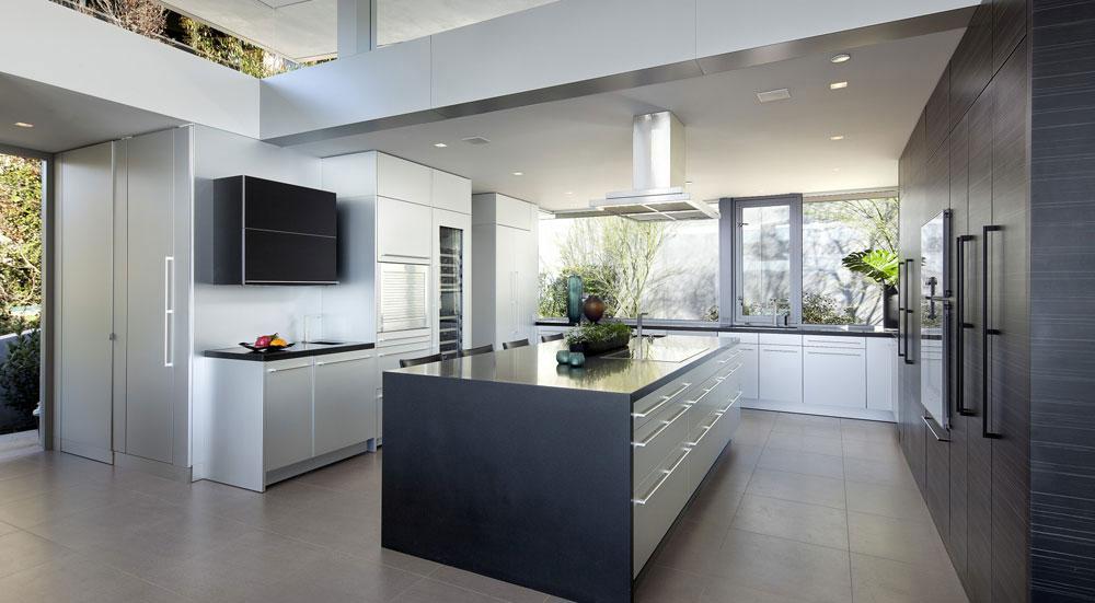Ellis Residence 3 hus med vacker arkitektur och inredning av McClean Design
