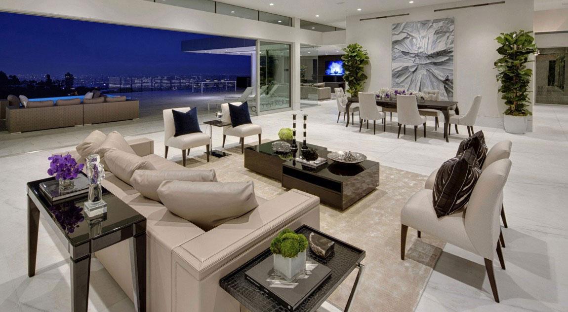 Carla Ridge House 3 hus med vacker arkitektur och inredning av McClean Design