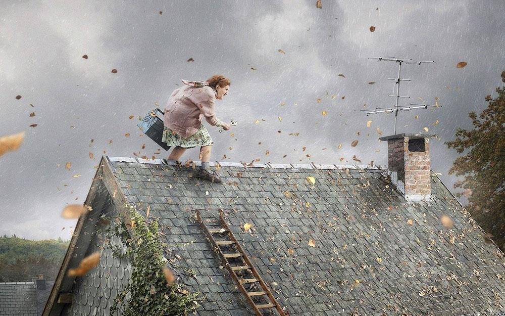 Lösningar för vattenläckage genom taket 4 Lösningar för vattenläckage genom taket