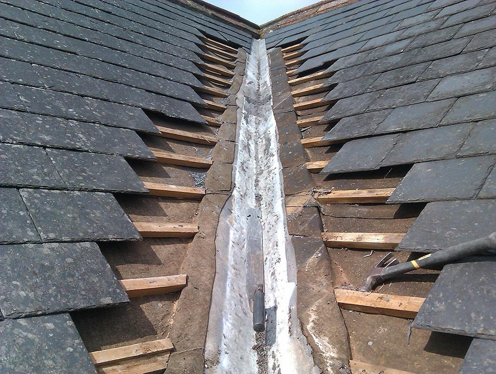 Lösningar för vattenläckage genom taket 5 lösningar för vattenläckage genom taket