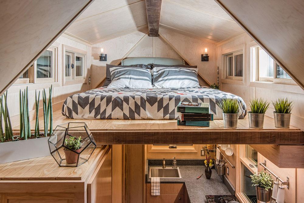 Courtesy_new-frontier-tiny-Homes Tre bra tips för att dekorera ditt mycket lilla hem