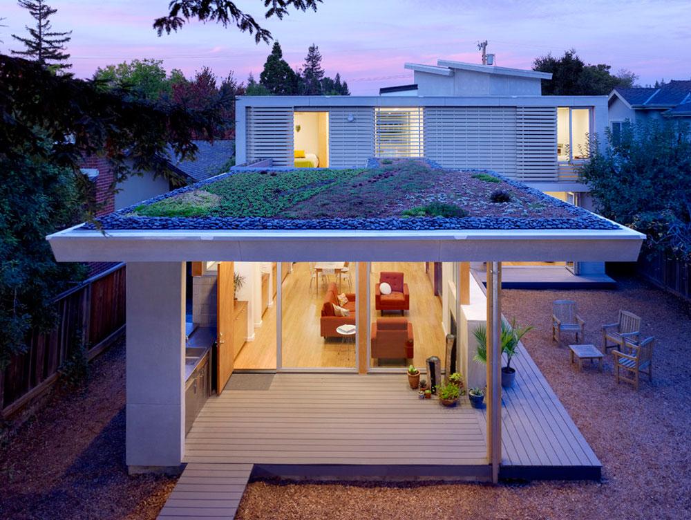 Fördelar med ett grönt tak 7 fördelar med ett grönt tak