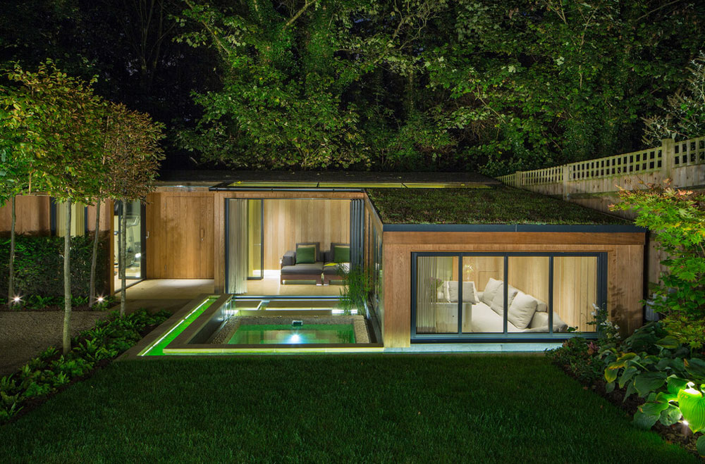 Fördelar med ett grönt tak 13 fördelar med ett grönt tak