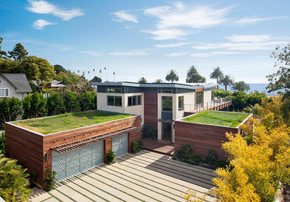 Fördelar med ett grönt tak 8 fördelar med ett grönt tak