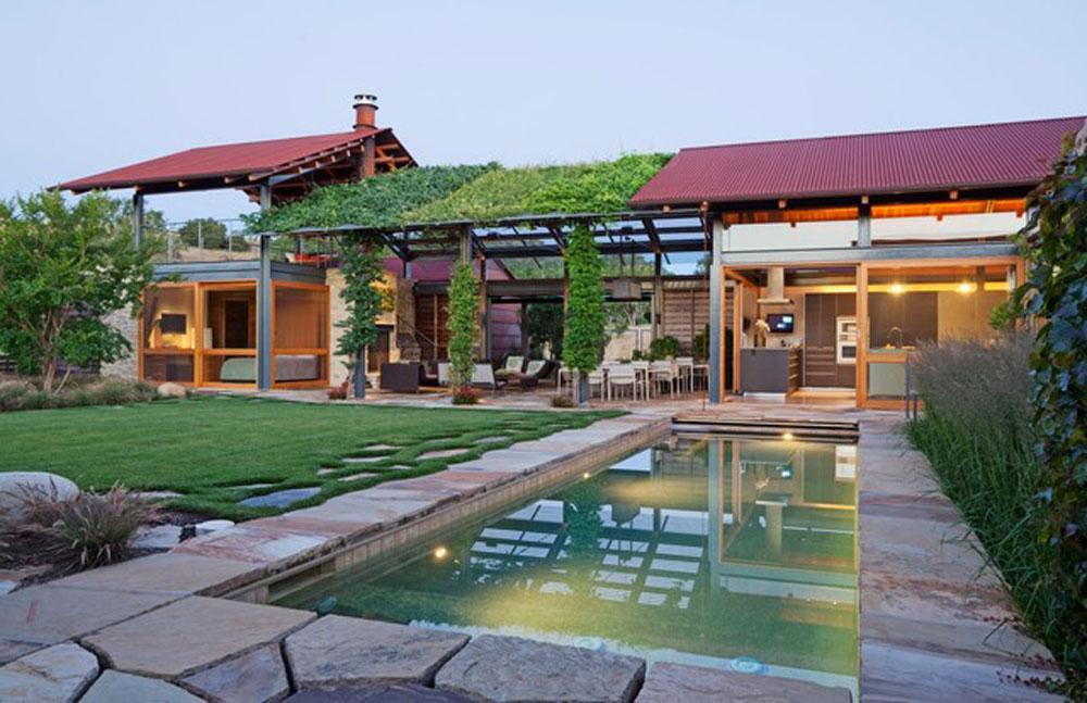 Fördelar med ett grönt tak 12-1 Fördelar med ett grönt tak