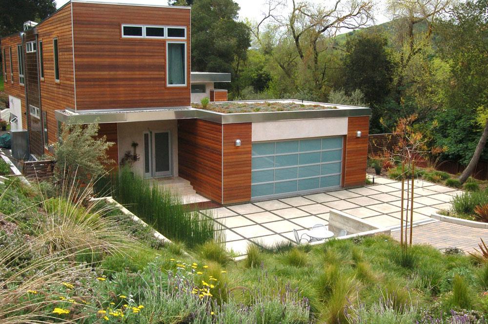 Fördelar med ett grönt tak 3 fördelar med ett grönt tak