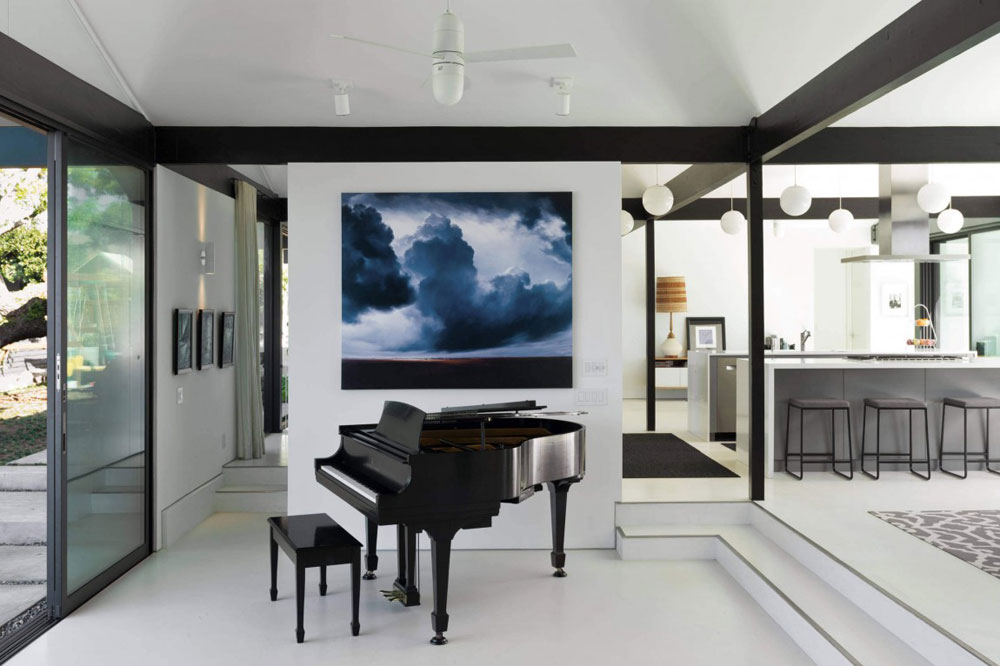 Vackert soligt hus skapat av Pierre Koenig och redesignat av Robert Sweet-71 Vackert soligt hus skapat av Pierre Koenig och redesignat av Robert Sweet