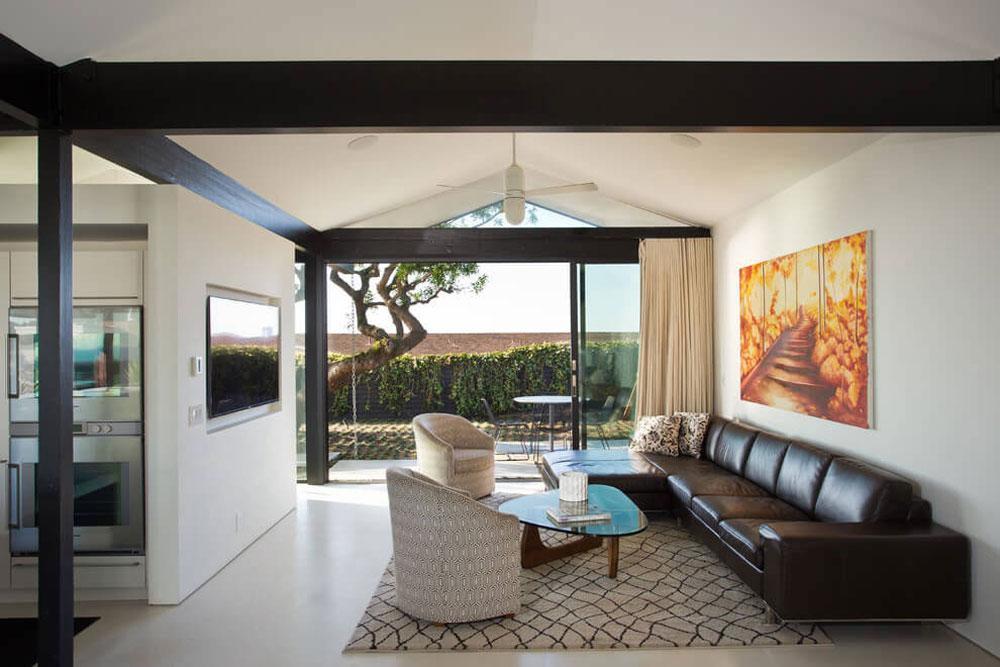 Vackert soligt hus skapat av Pierre Koenig och redesignat av Robert Sweet-41 Vackert soligt hus skapat av Pierre Koenig och redesignat av Robert Sweet