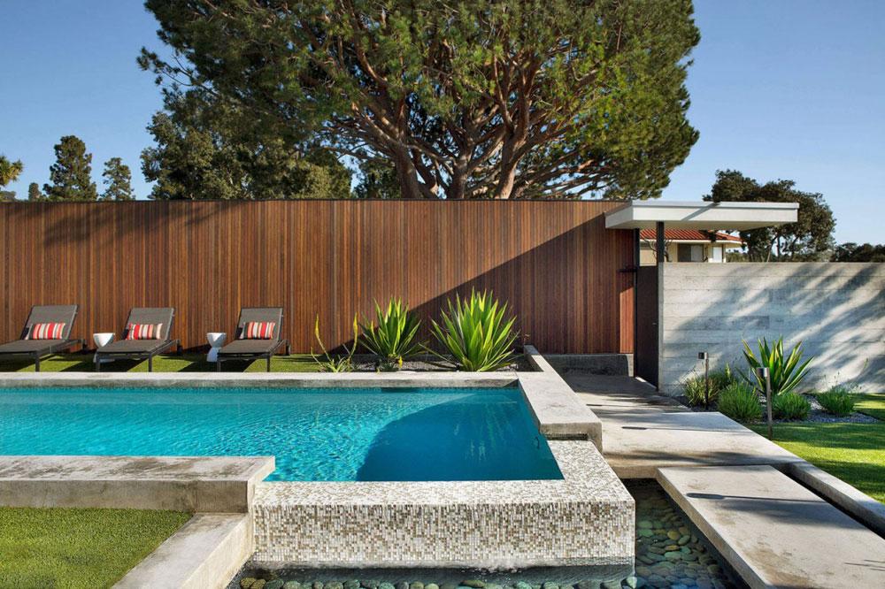 Vackert soligt hus skapat av Pierre Koenig och redesignat av Robert Sweet 31 Vackert soligt hus skapat av Pierre Koenig och redesignat av Robert Sweet