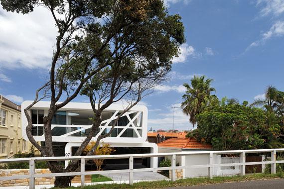 48044902353 Hewlett Street House i Bronte, Australien Designad av MPR Design