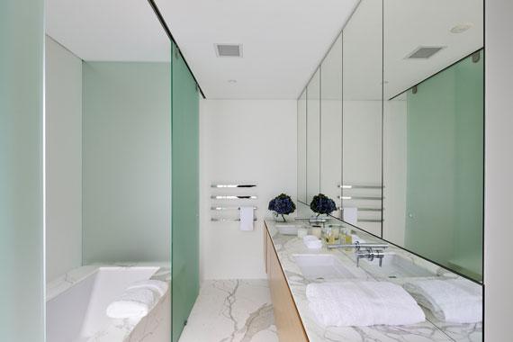 48044930485 Hewlett Street House i Bronte, Australien Designad av MPR Design