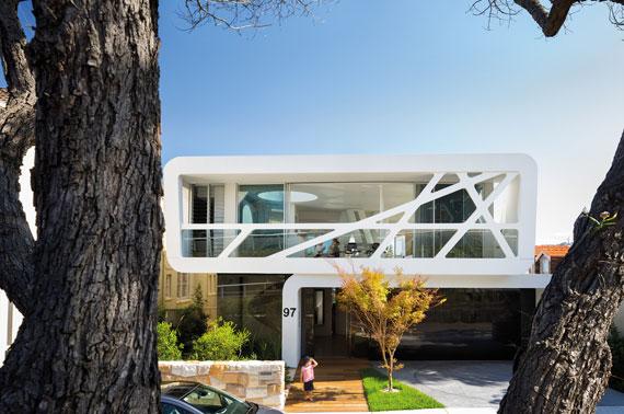 48044971065 Hewlett Street House i Bronte, Australien Designad av MPR Design