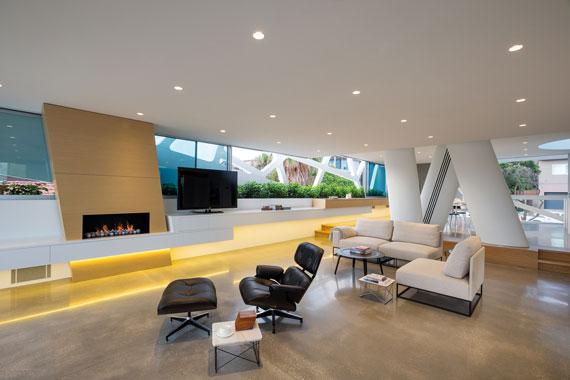 48045048106 Hewlett Street House i Bronte, Australien Designad av MPR Design