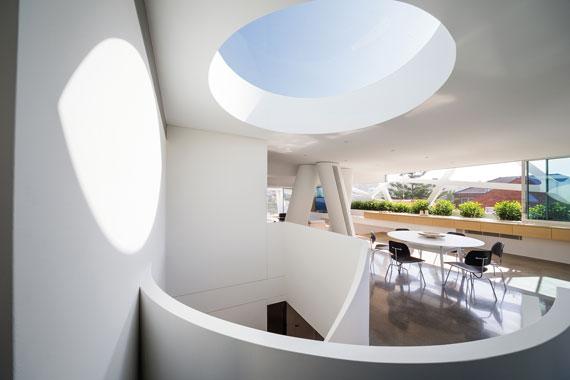 48044990474 Hewlett Street House i Bronte, Australien Designad av MPR Design