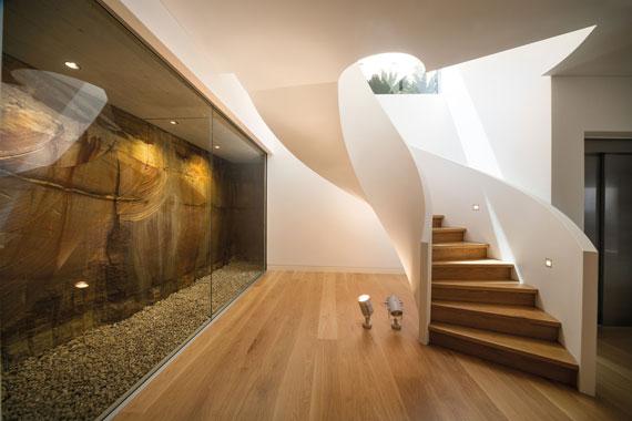 48044871687 Hewlett Street House i Bronte, Australien Designad av MPR Design