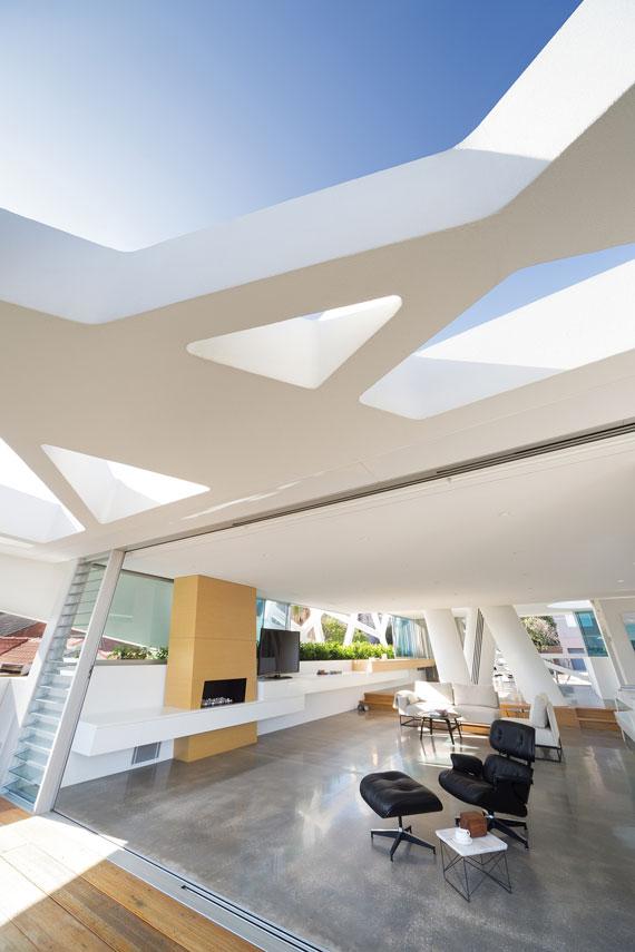 48044755396 Hewlett Street House i Bronte, Australien Designad av MPR Design