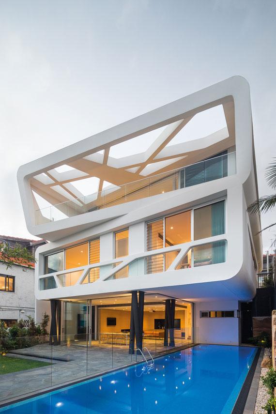 48044803980 Hewlett Street House i Bronte, Australien Designad av MPR Design