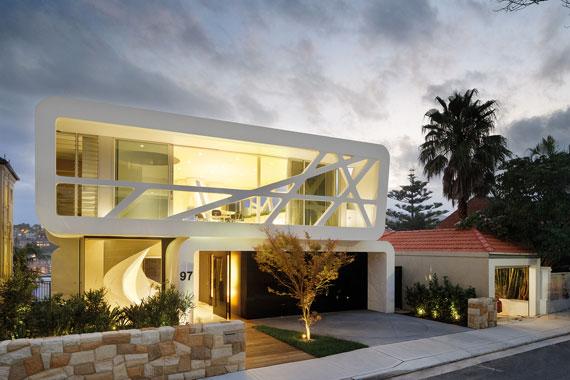 48045077206 Hewlett Street House i Bronte, Australien Designad av MPR Design