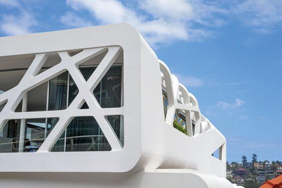 48044849722 Hewlett Street House i Bronte, Australien Designad av MPR Design