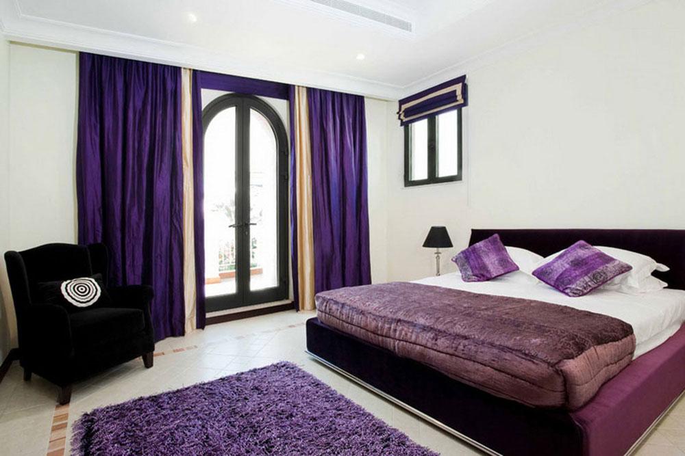 Sovrumsmatta1 Hur man väljer rätt matta för ett rum