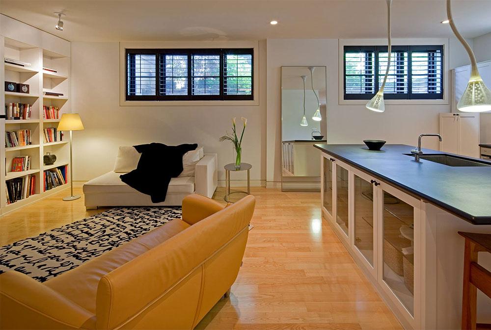 Royal-York-lägenhet-von-Peter-A.-Sellar-arkitektonisk-fotograf Källarfönster: Byta ut och dekorera