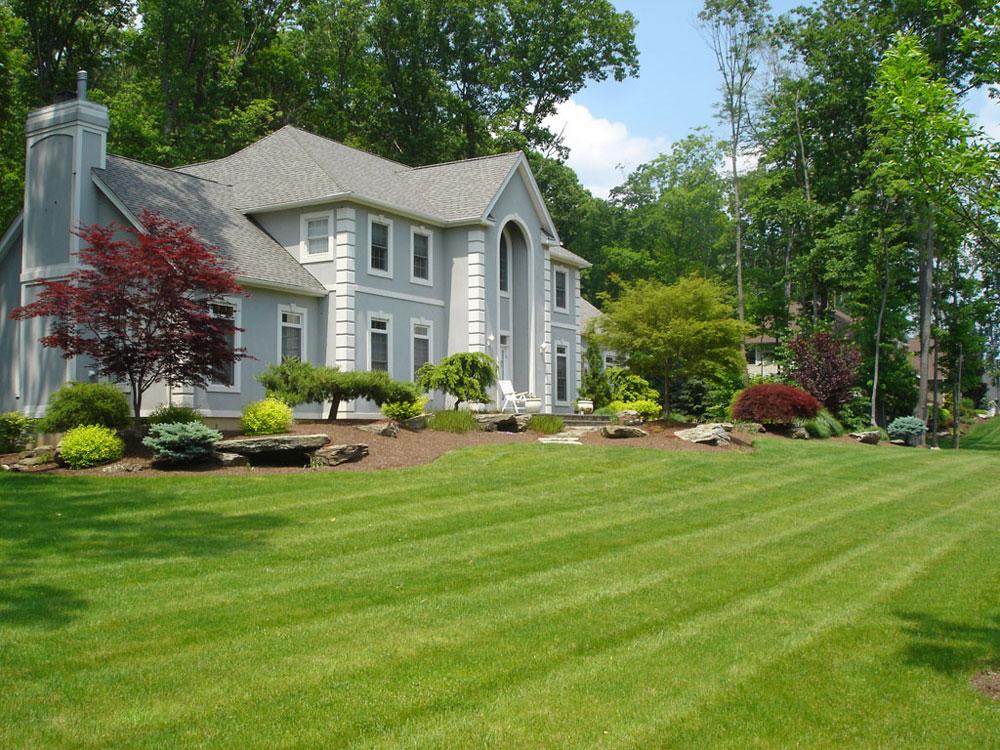 A-Showcase-Of-Beautiful-House-Yards-7 En Showcase of Beautiful House Yards