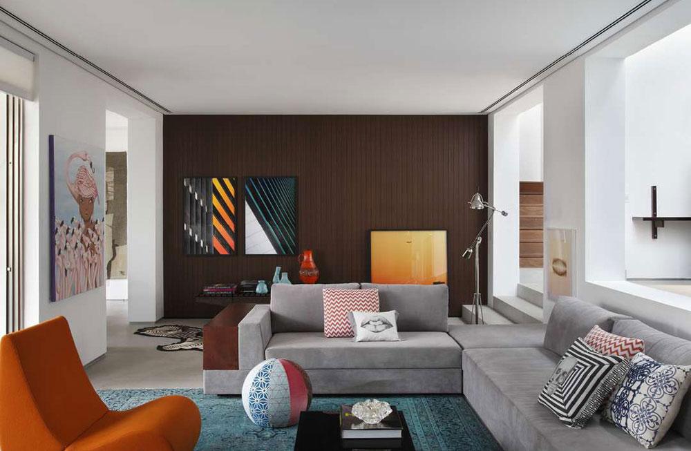 Hur man väljer färger för husets inredning-4 Hur man väljer färger för husets inredning