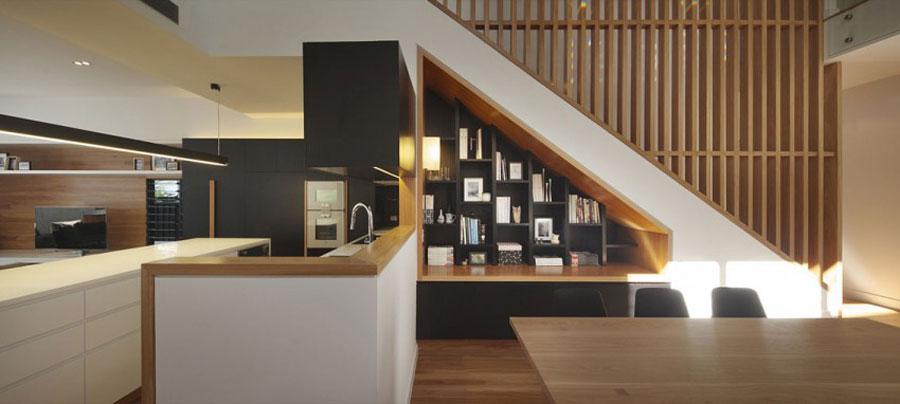8 Modernt hem byggt med beundransvärt hantverk och omsorg