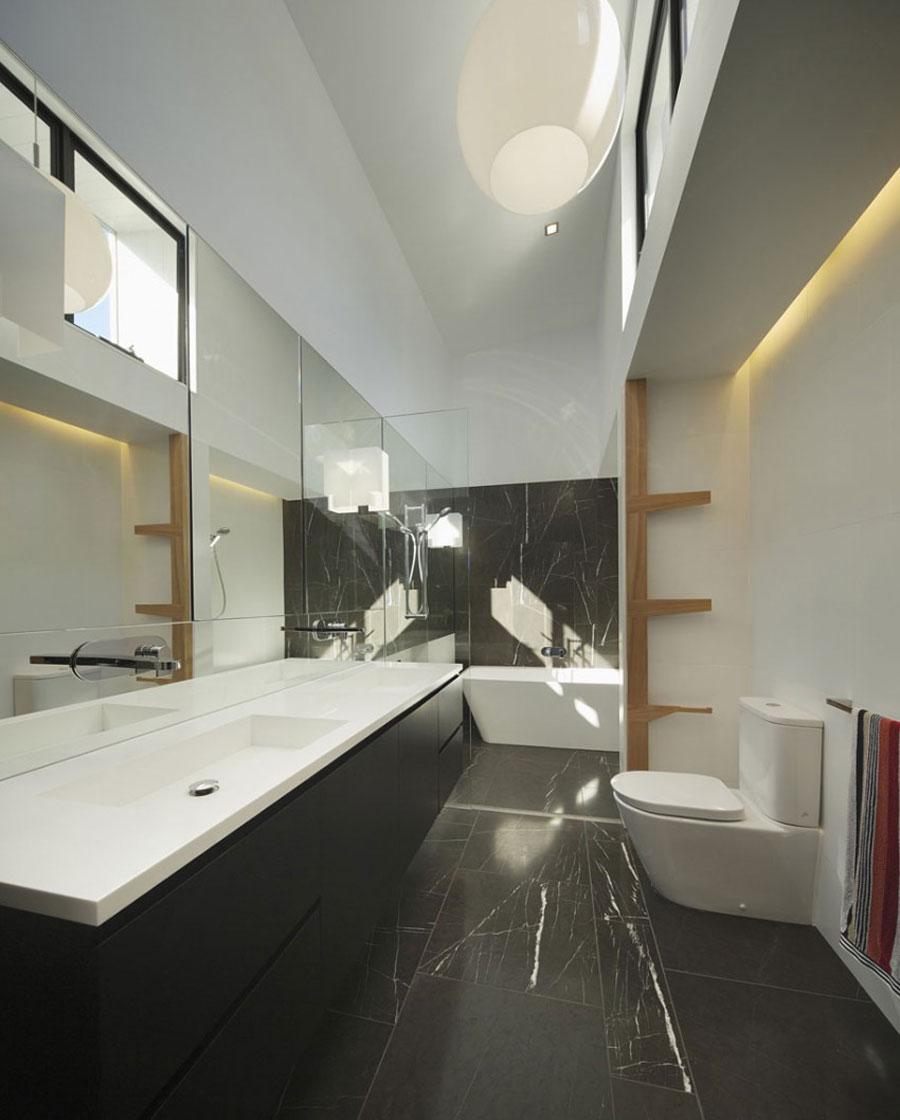 10 Modernt hem byggt med beundransvärt hantverk och omsorg