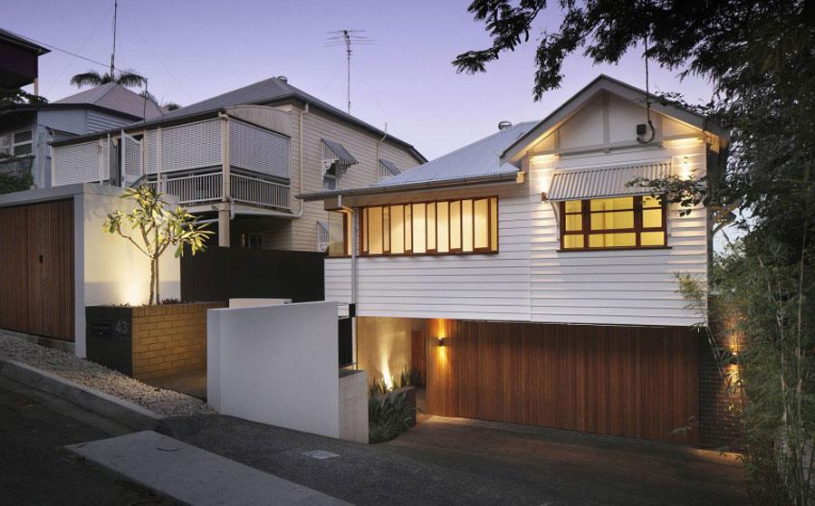 13 Modernt hem byggt med beundransvärt hantverk och omsorg