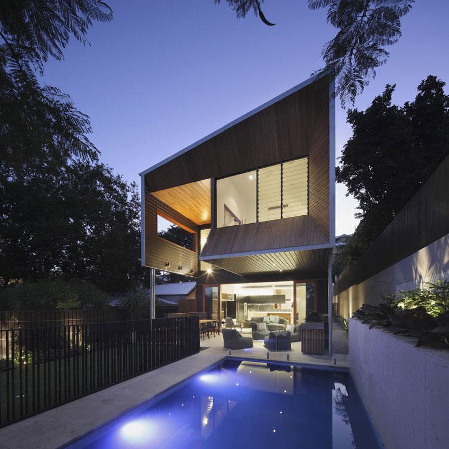 12 Modernt hem byggt med beundransvärt hantverk och omsorg