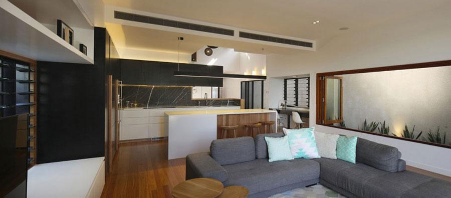4 Modernt hem byggt med beundransvärt hantverk och omsorg