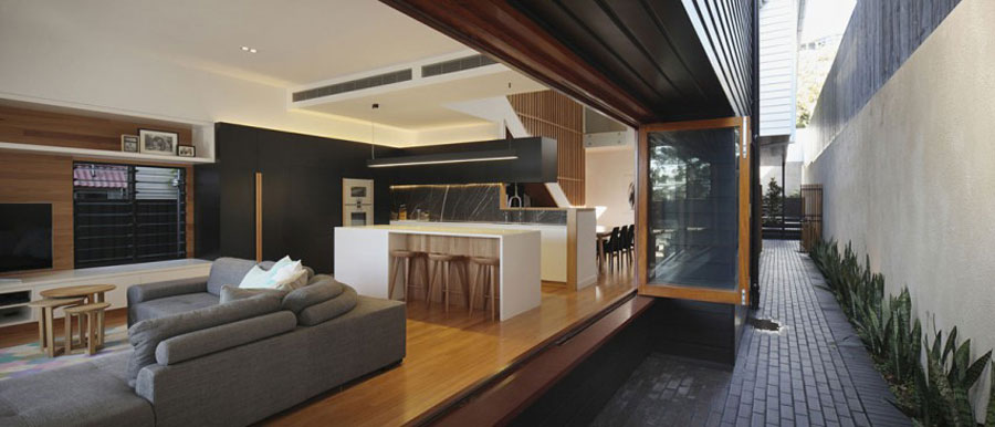 5 Modernt hem byggt med beundransvärt hantverk och omsorg