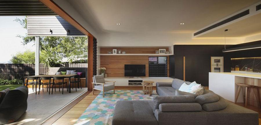 6 Modernt hem byggt med beundransvärt hantverk och omsorg