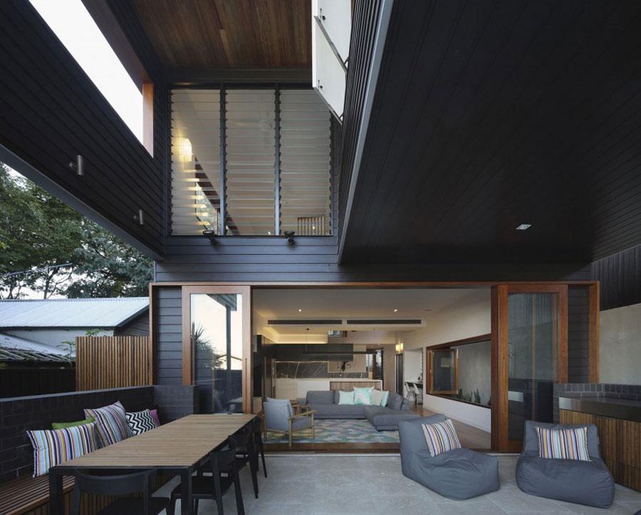 3 Modernt hem byggt med beundransvärt hantverk och omsorg