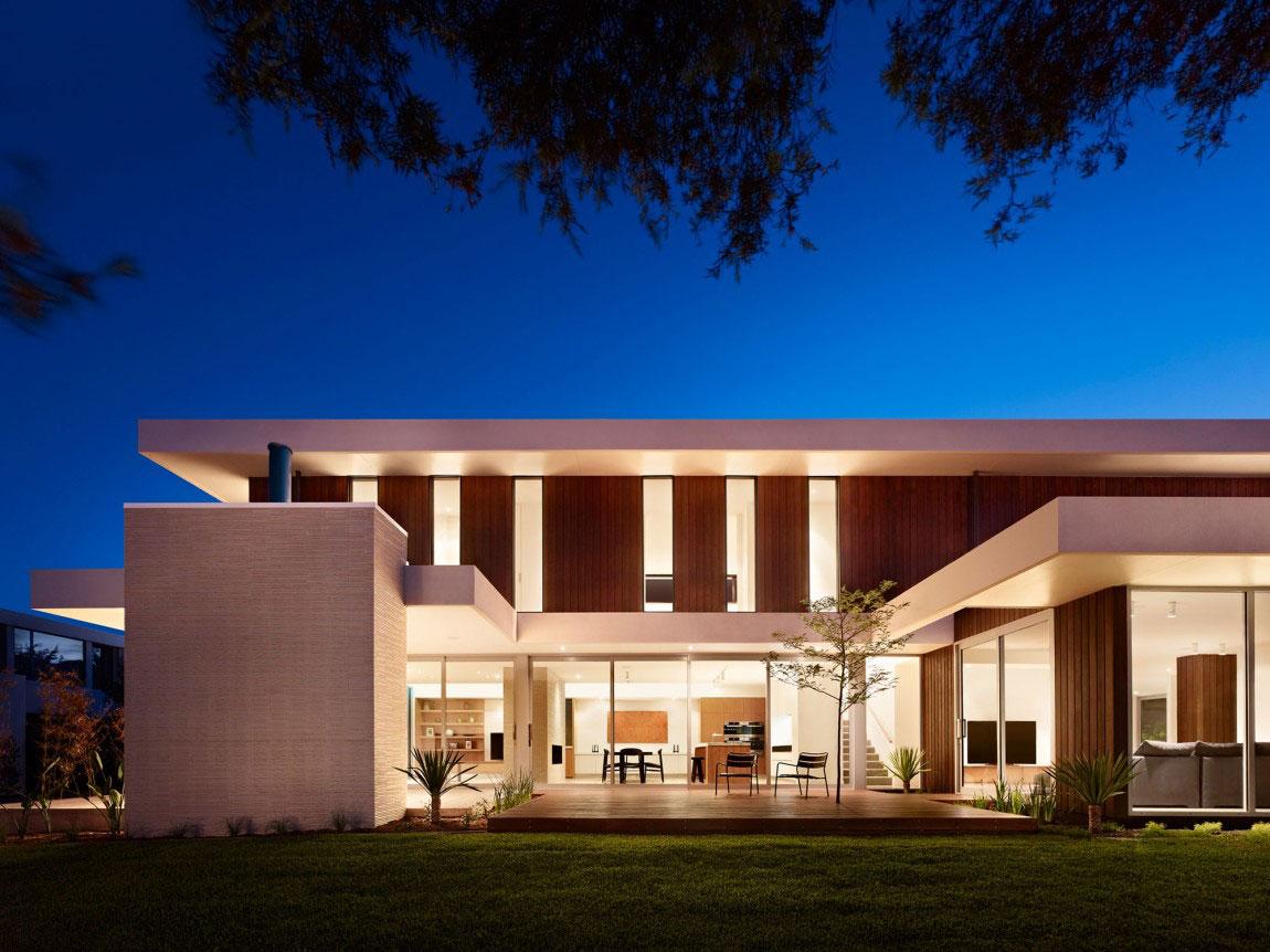 Modernt hus som är vackert-10 Modernt hus som är vackert både ute och inne
