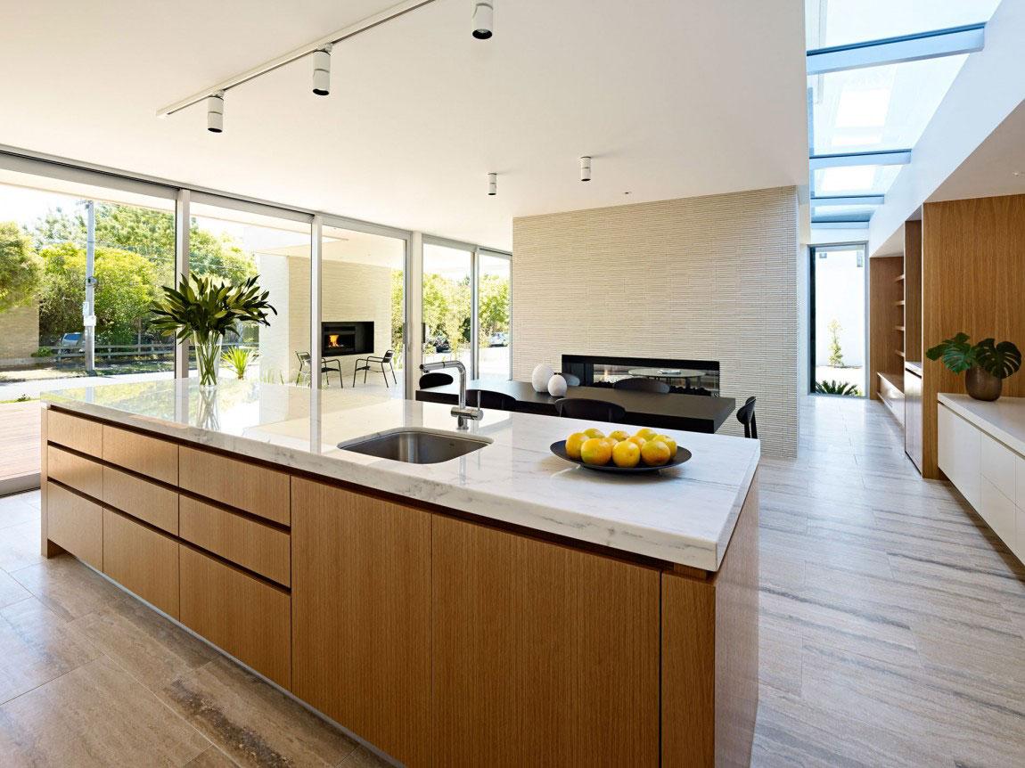 Modernt hus som är vackert 4 Modernt hus som är vackert både ute och inne