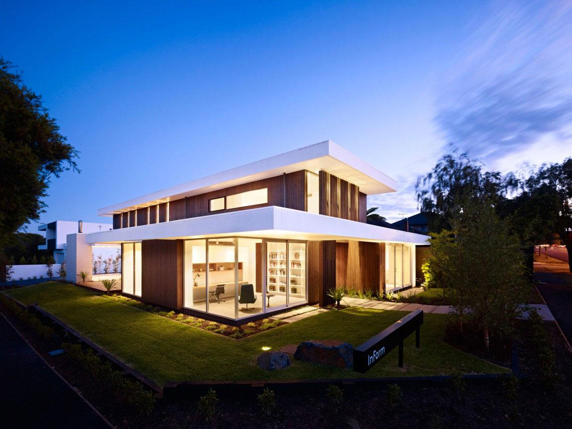 Modernt hus som är vackert 9 Modernt hus som är vackert både ute och inne
