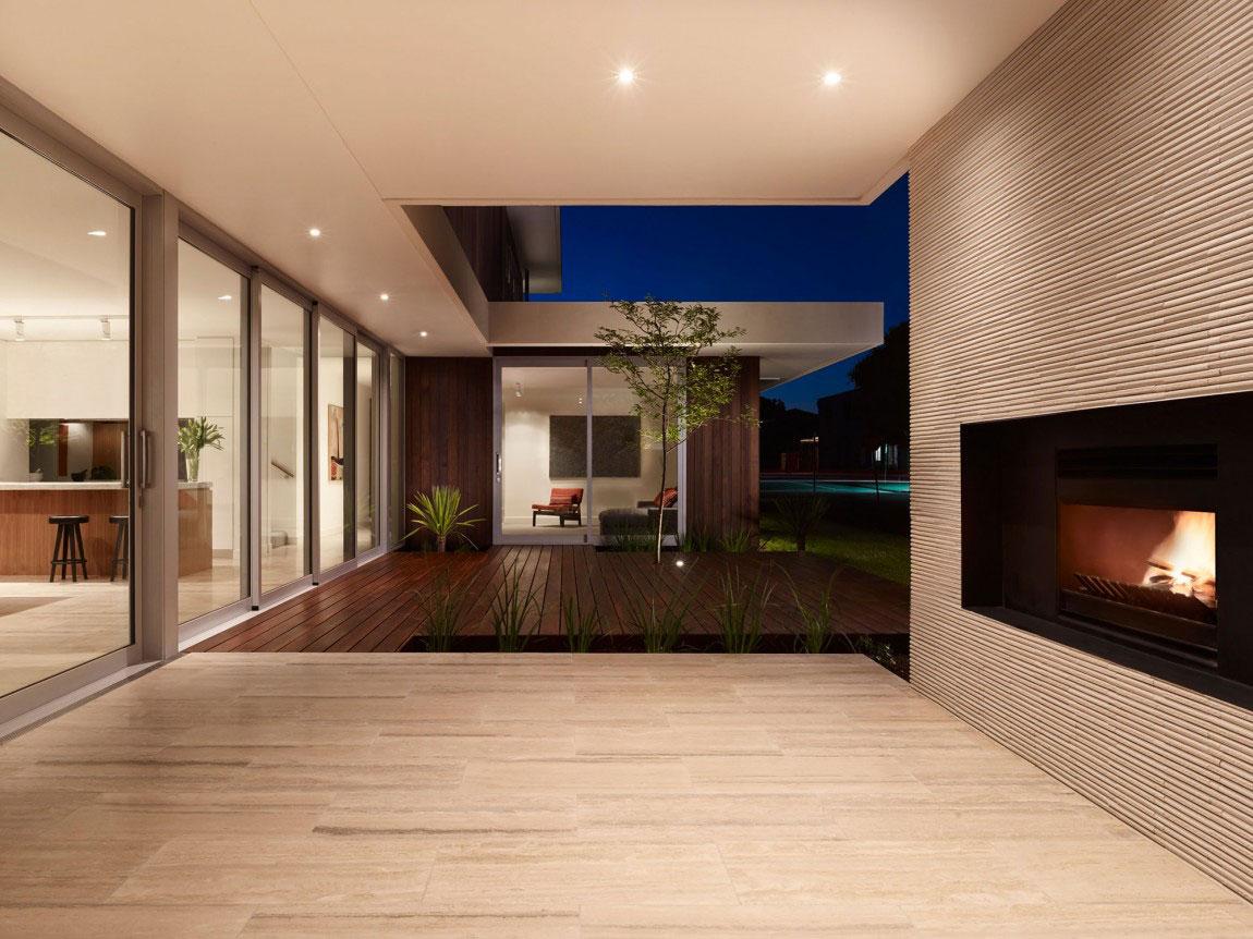 Modernt hus som är vackert-7 Modernt hus som är vackert både ute och inne
