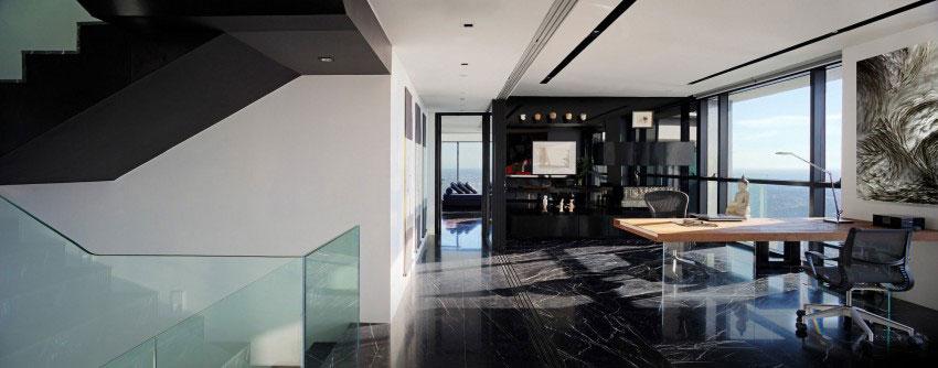 Den lyxiga PANO-takvåningen, designad av Ayutt och hans personal 12 Den lyxiga PANO-takvåningen, designad av Ayutt och hans personal