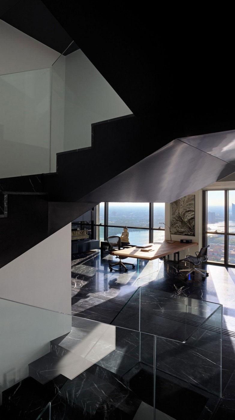 Den lyxiga PANO-takvåningen, designad av Ayutt och hans personal 5 Den lyxiga PANO-takvåningen, designad av Ayutt och hans personal