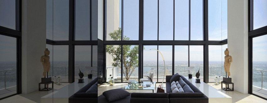 Den lyxiga PANO-takvåningen av Ayutt-And-Associates-3 Den lyxiga PANO-takvåningen av Ayutt And Associates