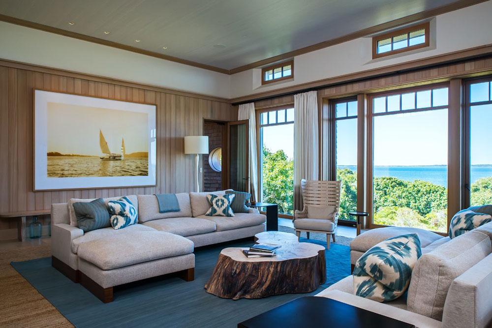 Shingle-Style-von-Marthas-Vineyard-Construction-Co.-Inc.-2 Vattenfärgen: Hur man dekorerar ditt husinteriör med det