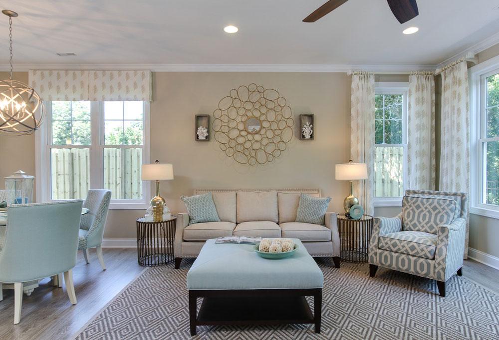 Bimini-Townes-by-Teal-Interior-Design Vattenfärgen: Hur man dekorerar ditt husinteriör med det