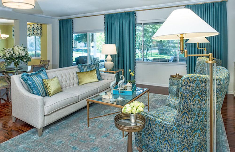 Sun-City-Refresh-av-Joyce-Marie-Interiors Vattenfärgen: Hur man dekorerar ditt husinteriör med det