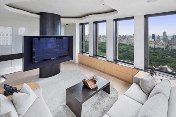 m10 Elegant och modern duplex takvåning i Park Laurel Condominium