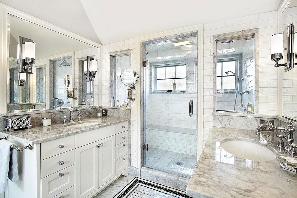 Lär känna badrummet: Bänkskivor i granit