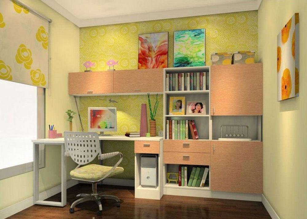 Studierum-design-idéer-för-barn-och-tonåringar-8 studierum-design-idéer för barn och tonåringar