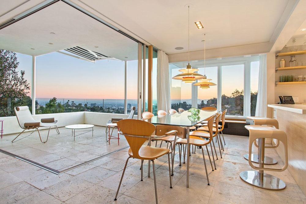 Inomhus-utomhus-Living-by-Wolf-Design-Studio Futuristiska husdesign: möbler och heminredning